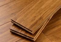 Bambuko masyvo grindys karbonizuota spalva